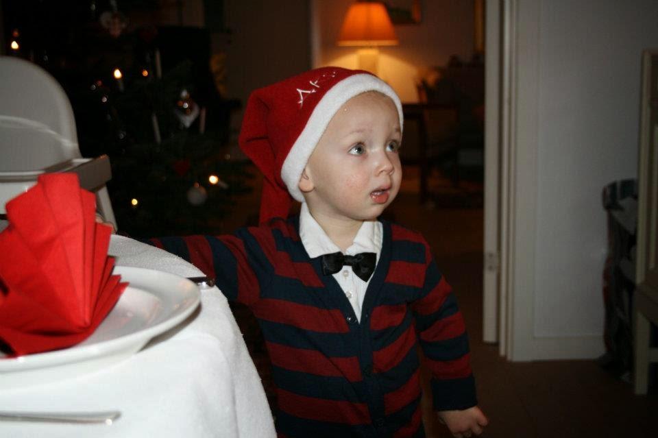 Juleglæden, der kom for tidligt