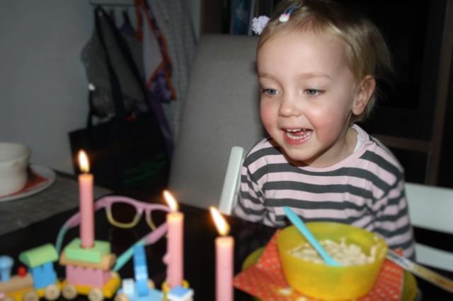 3-års fødselsdag