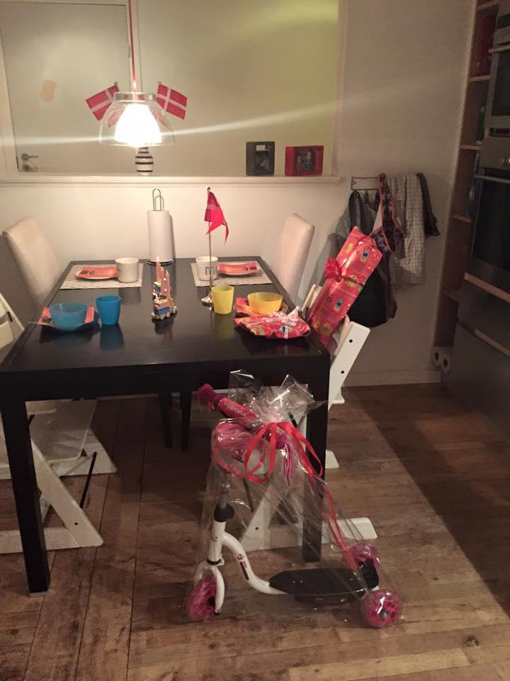 gaveideer til 3 års fødselsdag
